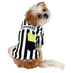 Rufferee Dog Costumes Halloween